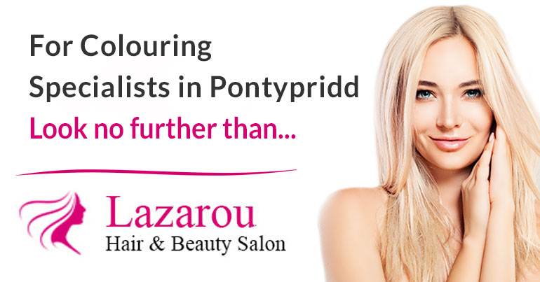 colouring specialists pontypridd