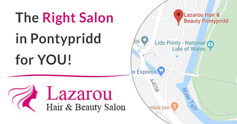 finding pontypridd hairdressers